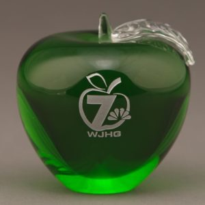 Green Crystal Apples