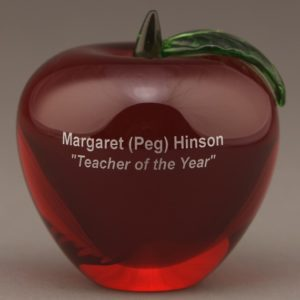 Red Crystal Apples
